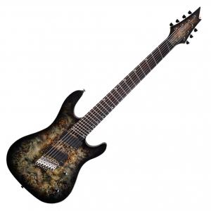 Cort el.gitár, Multi Scale, fekete